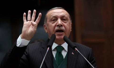 Ωμός εκβιασμός Ερντογάν: Δώστε μας τους «8» για να σας δώσουμε πίσω τους δύο Έλληνες στρατιωτικούς