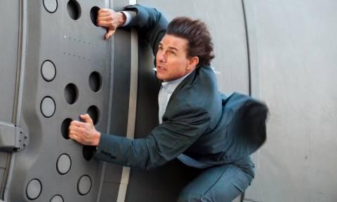 Ποιος ηθοποιός έκανε μόνος του όλες τις επικίνδυνες σκηνές για την νέα του ταινία;