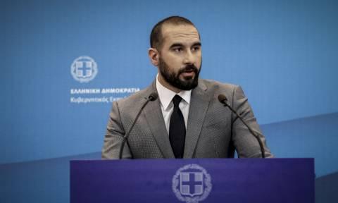 Τζανακόπουλος: Η Τουρκία να συμμορφωθεί και να απελευθερώσει άμεσα τους δύο Έλληνες στρατιωτικούς