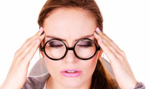 Πονοκέφαλος: 8 απίθανες αιτίες που σίγουρα αγνοείτε (εικόνες)