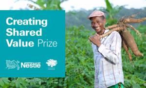 Ανακοινώθηκαν οι νικητές για το Βραβείο Δημιουργίας Αμοιβαίου Οφέλους της Nestlé για το 2018