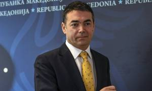 Ντιμιτρόφ για Σκοπιανό: «Όχι σε ενωμένο όνομα που να μην μεταφράζεται»