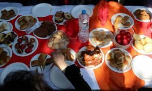 Πάσχα 2018: Φθηνότερο το πασχαλινό τραπέζι