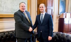 Τετ-α-τετ Κοτζιά - Μπουσάτι στην Αλβανία: Τι θα συζητήσουν οι δύο υπουργοί Εξωτερικών
