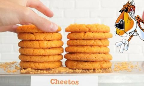 Δεν θα πιστεύετε από τι είναι φτιαγμένα αυτά τα μπισκότα! (vid)