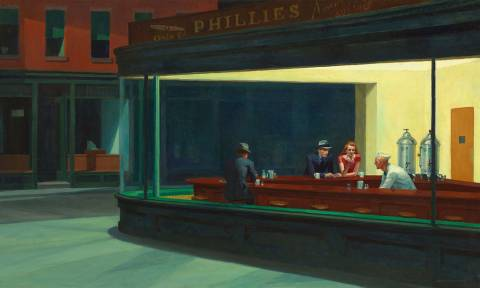 Τον άντρα που πίνει μόνος του στο μπαρ, να τον σέβεσαι!