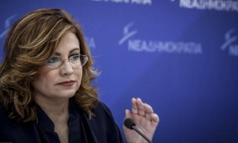 Έλληνες στρατιωτικοί - Σπυράκη: Απόλυτα εθνική προτεραιότητα για τη ΝΔ η επιστροφή τους
