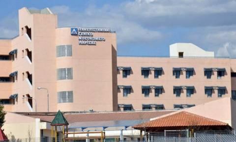 Φρικτό ατύχημα στο νοσοκομείο Λάρισας – Ακρωτηριάστηκε 47χρονη υπάλληλος εν ώρα εργασίας