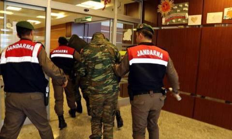 Απορρίφθηκε η ένσταση: Παραμένουν στη φυλακή οι δύο Έλληνες στρατιωτικοί