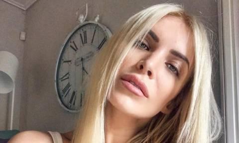 Η Κατερίνα Καινούργιου τρελαίνει τον αντρικό πληθυσμό με το σέξι μπούστο της