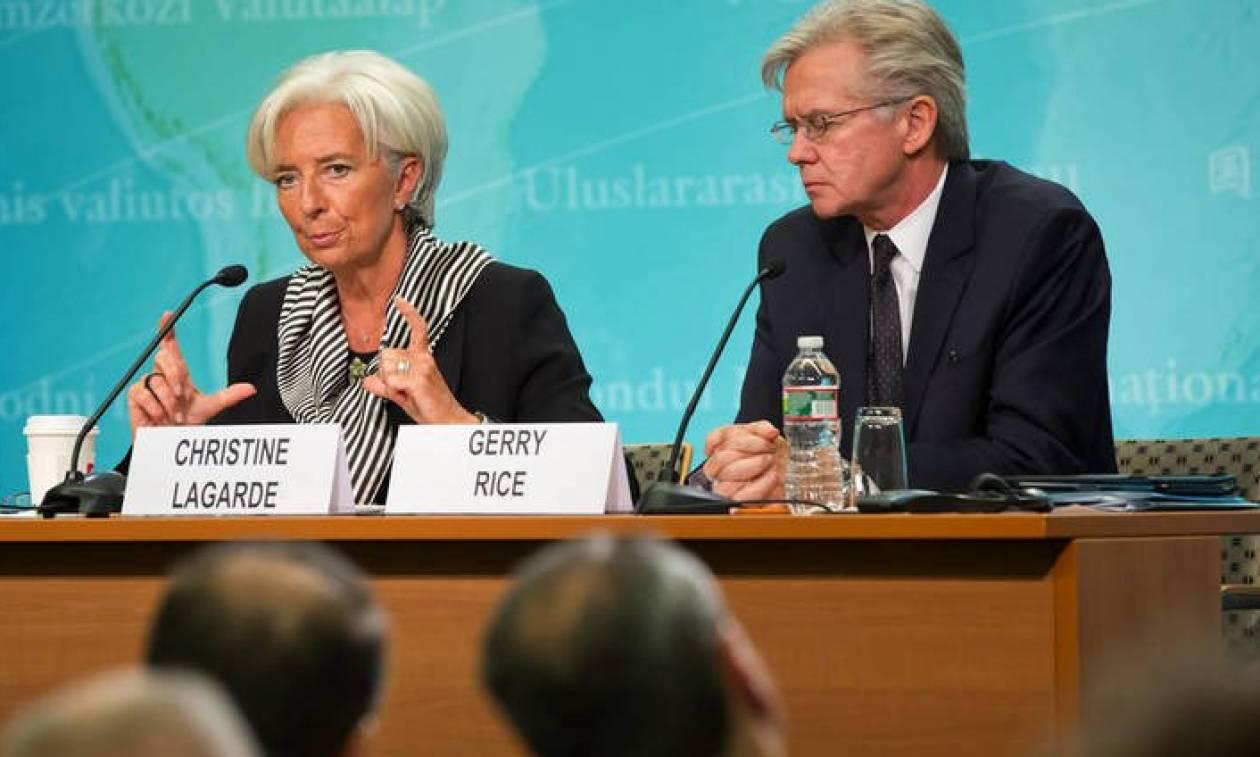 ΔΝΤ: Εντείνονται οι συζητήσεις για την ελάφρυνση του ελληνικού χρέους