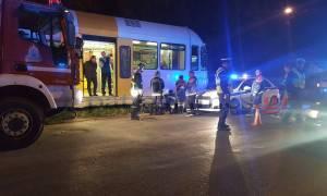 Τραγωδία στην Πάτρα: Νεαρός άνδρας παρασύρθηκε από συρμό του Προστιακού
