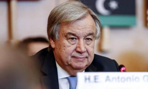 Δραματική προειδοποίηση ΟΗΕ: Βρισκόμαστε στα πρόθυρα Ψυχρού Πολέμου
