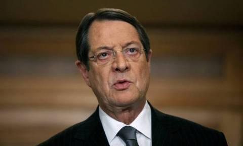 Ο Αναστασιάδης δεν αποκλείει προσφυγή στο ΣΑ αν ξεκινήσουν τουρκικές γεωτρήσεις στην ΑΟΖ της Κύπρου