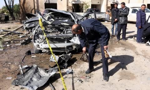 Λιβύη: Οχτώ νεκροί από επίθεση αυτοκτονίας