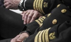 Κρίσεις Ανωτάτων Αξιωματικών Λιμενικού Σώματος - Ελληνικής Ακτοφυλακής
