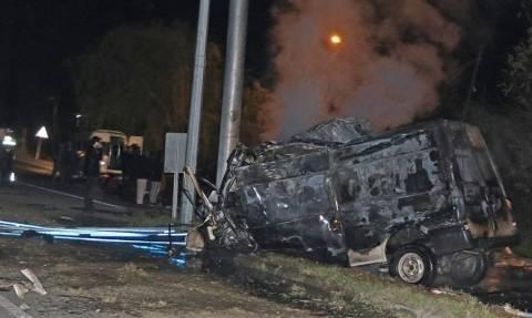 Φρικτό δυστύχημα στην Τουρκία: 17 άνθρωποι κάηκαν ζωντανοί σε φλεγόμενο λεωφορείο