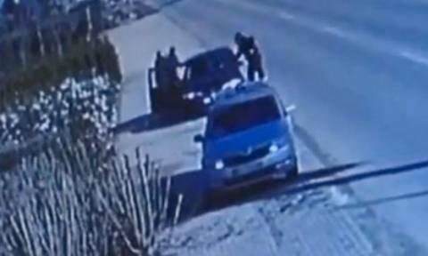 Κόσοβο: Δείτε καρέ – καρέ τη σύλληψη των έξι Γκιουλενιστών από την τουρκική ΜΙΤ (Vid)