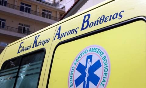Ιωάννινα: Τραγικός θάνατος 23χρονου - Κατέρρευσε την ώρα της δουλειάς