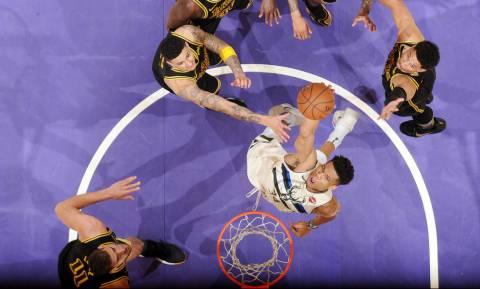 NBA: Πέρασαν κι από το Λος Άντζελες οι Μπακς (pics+vid)