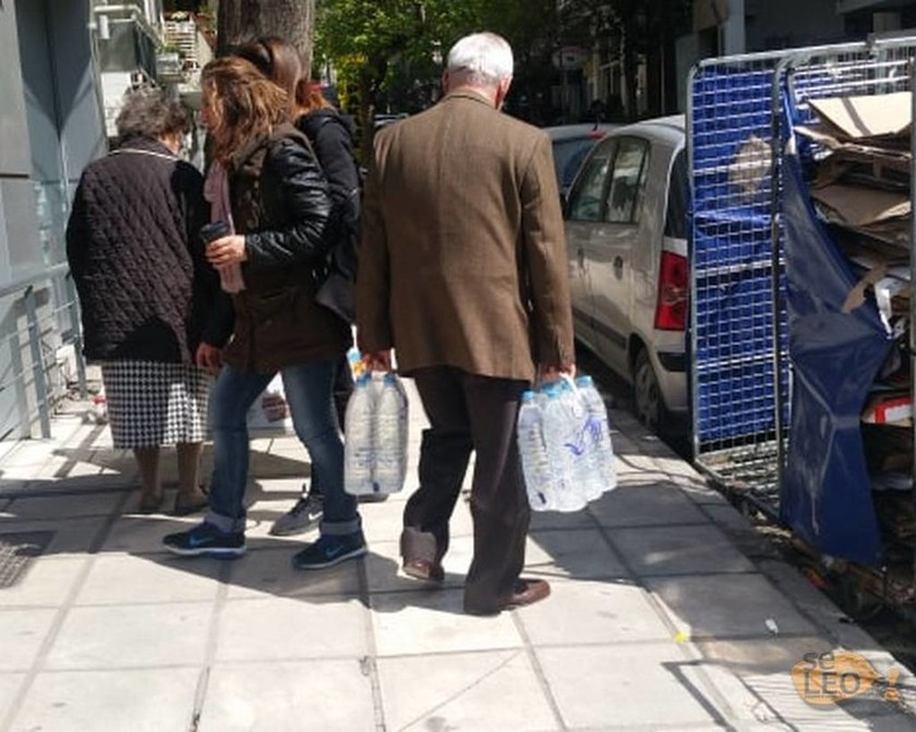 Θεσσαλονίκη: Παραμένει για πέμπτη ημέρα χωρίς νερό - Πότε θα αποκατασταθεί η υδροδότηση