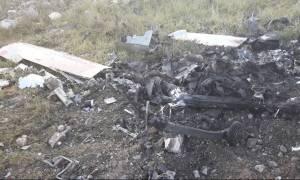 Συναγερμός στον Λίβανο: Συνετρίβη κατασκοπικό αεροσκάφος του Ισραήλ (Pic)