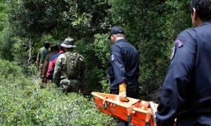 Όλυμπος: Σε εξέλιξη επιχείρηση μεταφοράς του τραυματισμένου ορειβάτη
