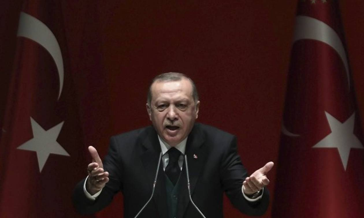 Αγριεύει επικίνδυνα η κατάσταση: Ο Ερντογάν αποκαλεί τον Νετανιάχου τρομοκράτη (Pics+Vid)