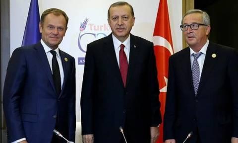 Έρχεται ευρωπαϊκό χαστούκι για την Τουρκία: «Μαστίγιο και καρότο» για Κύπρο και ελληνοτουρκικά