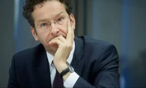 Ντάισελμπλουμ: «Δεν μπορούμε να αφήσουμε τους Έλληνες μόνους»