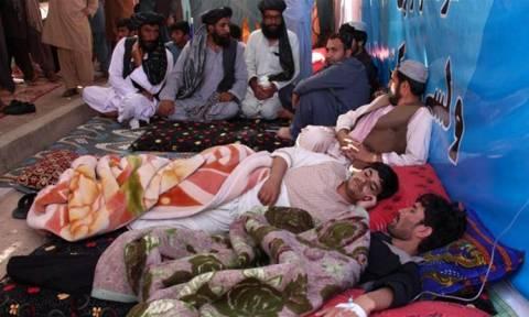 Αφγανιστάν: Καθιστική διαμαρτυρία για την ειρήνη στην επαρχία Χελμάντ