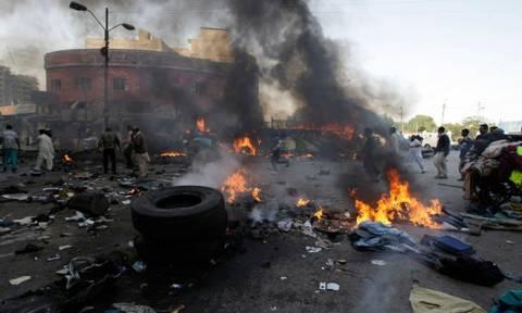 Φρίκη στη Νιγηρία: Ισλαμιστές της Μπόκο Χαράμ αποκεφάλισαν και  έκαψαν ζωντανούς 18 ανθρώπους