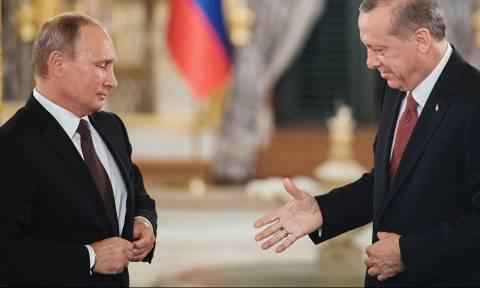 Εκτάκτως στην Τουρκία μεταβαίνει ο Βλαντιμίρ Πούτιν