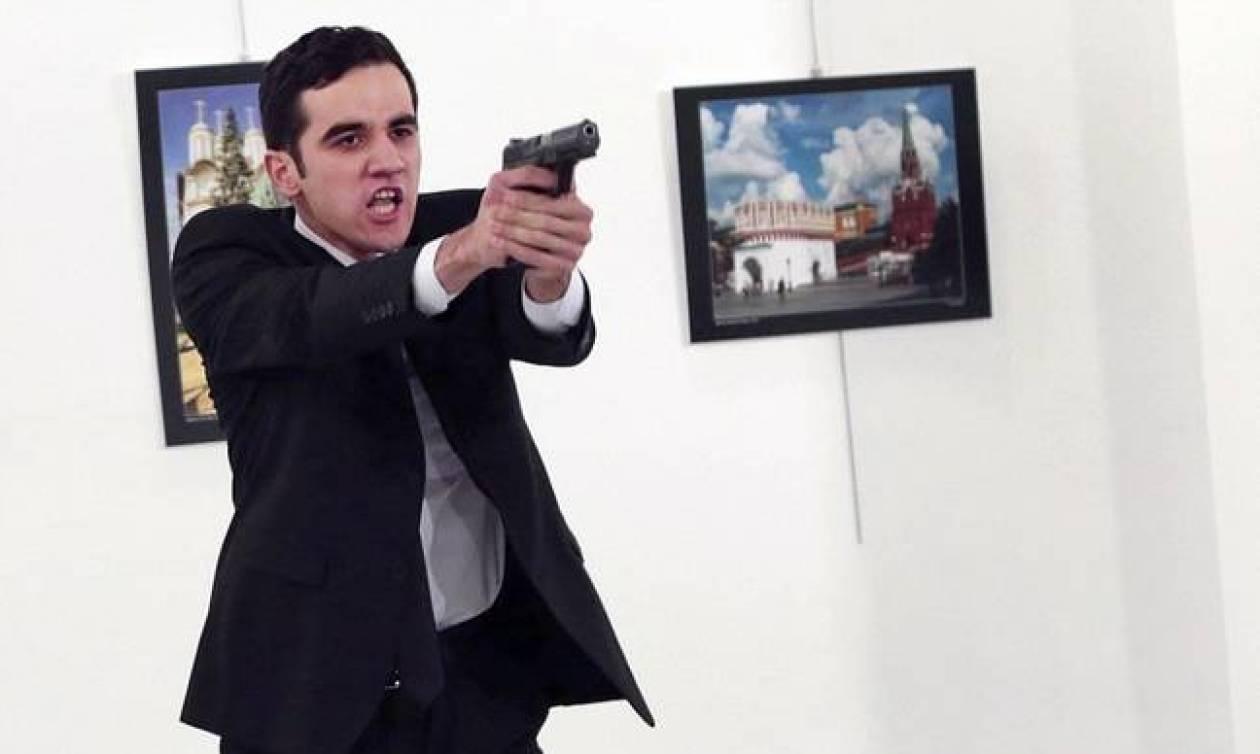 «Ξέφυγε» πάλι ο Ερντογάν: Κατηγορεί τον Γκιουλέν ακόμη και για τη δολοφονία του Ρώσου πρέσβη (Vid)