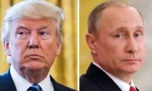 Τραμπ και Πούτιν «στρώνουν» το έδαφος για συνάντηση