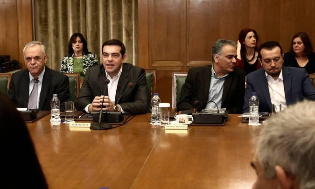 Υπουργικό Συμβούλιο: Κρίσιμη συνεδρίαση υπό τον Τσίπρα για ελληνοτουρκικά, Σκοπιανό και αξιολόγηση
