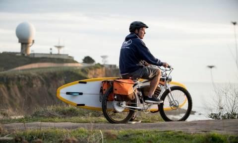 Το ηλεκτρικό ποδήλατο που τρελαίνει κόσμο! Δείτε πόσο κάνει