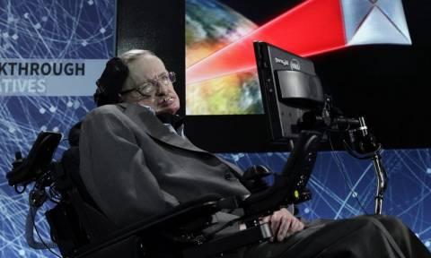Συγκίνηση προκαλεί η τελευταία επιθυμία του Στίβεν Χόκινγκ