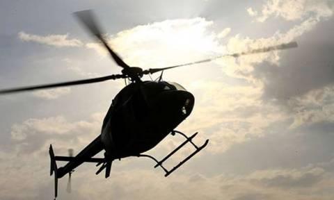 Αυτή είναι η αλήθεια για το ελικόπτερο που πέταξε πάνω από το αεροδρόμιο της Ανδραβίδας