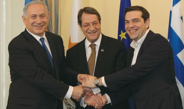 ellada kipros israil