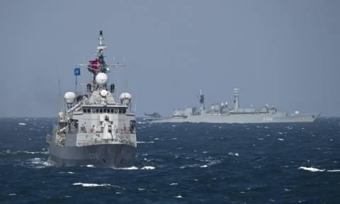 «Πόλεμος» στην ανατολική Μεσόγειο: Πώς διαμορφώνονται οι συμμαχίες