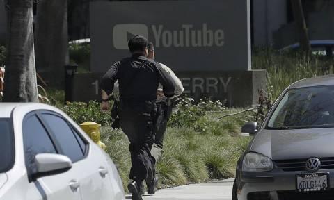 Καλιφόρνια: Νεκρή η γυναίκα που άνοιξε πυρ στα κεντρικά γραφεία του YouTube (vid)