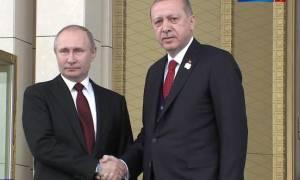 Путин: Россия ускорит поставки С-400 Турции