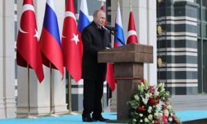 В Греции обсуждают визит президента России Владимира Путина в Турцию