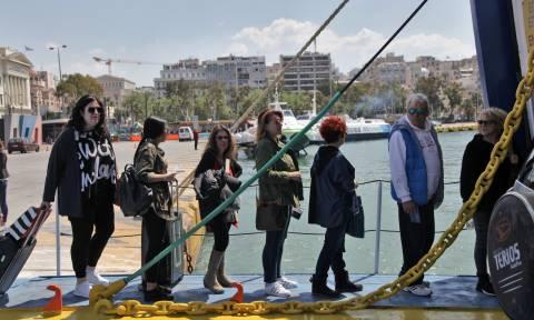Πάσχα 2018: Μαζική φυγή των εκδρομέων από τα λιμάνια της χώρας