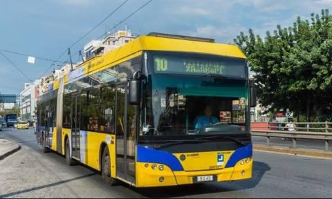 Πώς θα κινηθούν λεωφορεία και τρόλεϊ τις ημέρες του Πάσχα