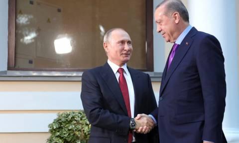 Τουρκία - Ρωσία: Συμμαχίες και συμφέροντα αλλάζουν τη γεωπολιτική σκακιέρα της Μεσογείου