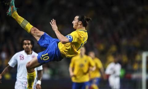 Champions League: Τρομερό τρολάρισμα Ιμπραΐμοβιτς για την γκολάρα του Ρονάλντο! (vids)