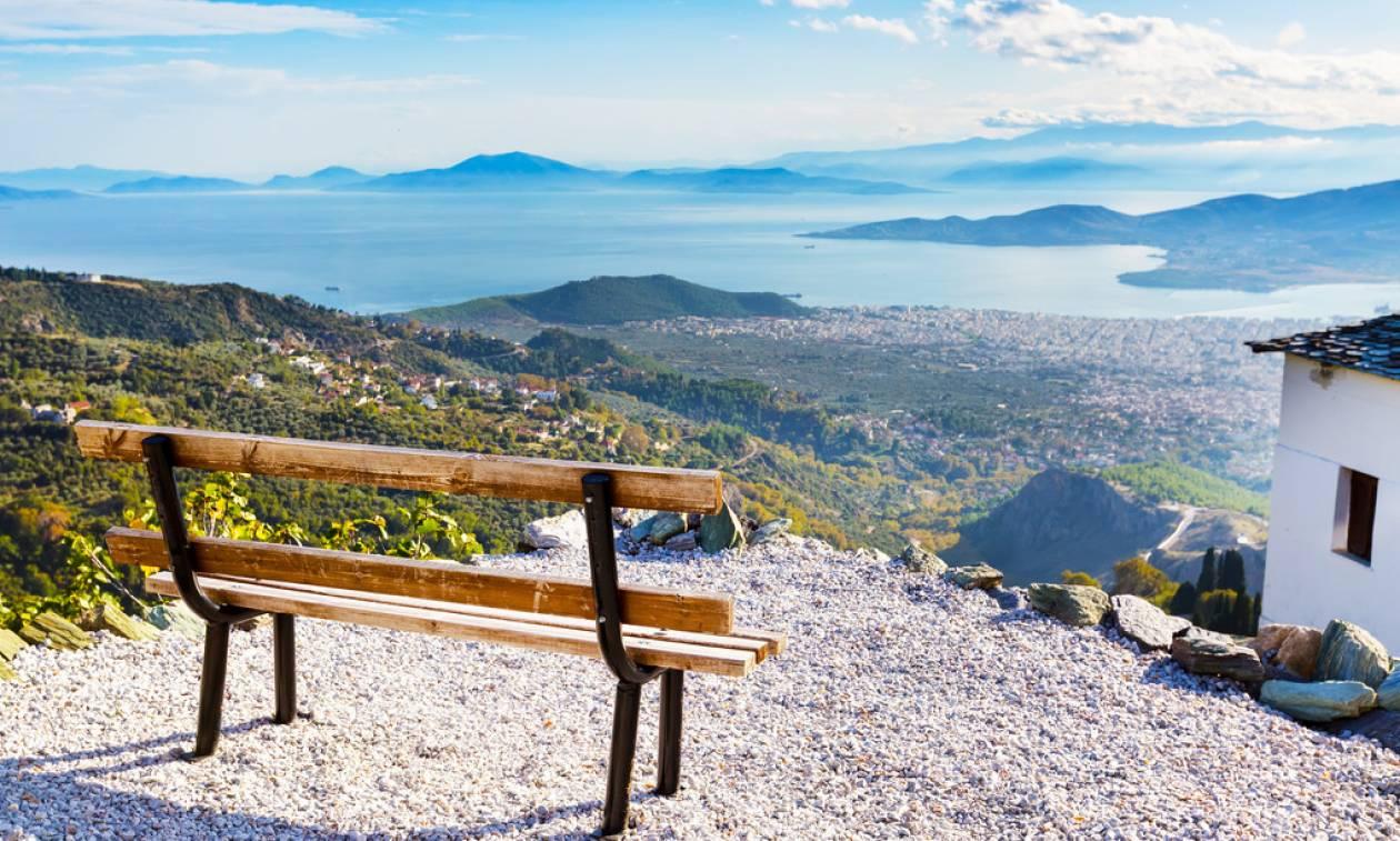 Αυτό είναι το μέρος που κάθε Έλληνας θα ήθελε να κάνει Πάσχα! (pics)