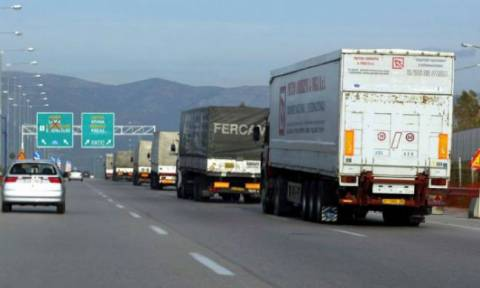 Απαγόρευση κυκλοφορίας φορτηγών κατά την περίοδο εορτών του Πάσχα